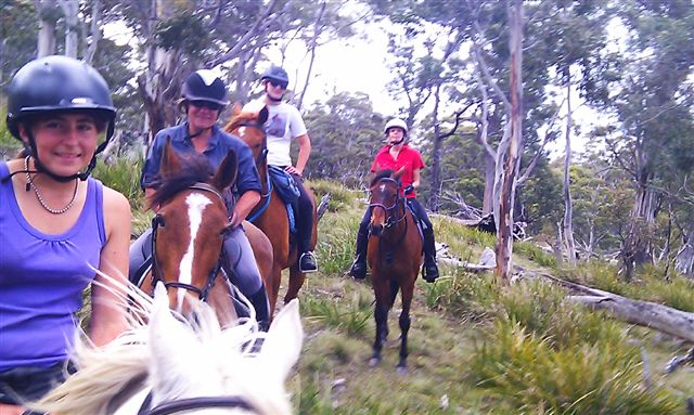 High Country Ride